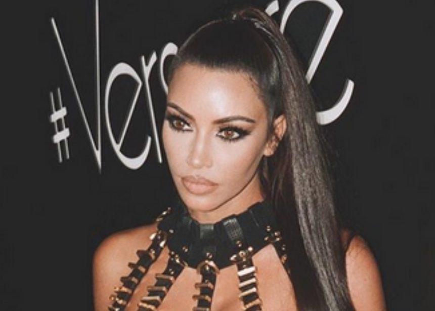 Η Kim Kardashian επανακυκλοφορεί το άρωμά της και έβγαλε την πιο sexy φωτογραφία! | tlife.gr