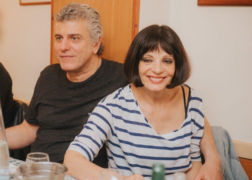 Βλαδίμηρος Κυριακίδης: Σπάνια έξοδος με την σύζυγό του Έφη Μουρίκη [pics] | tlife.gr