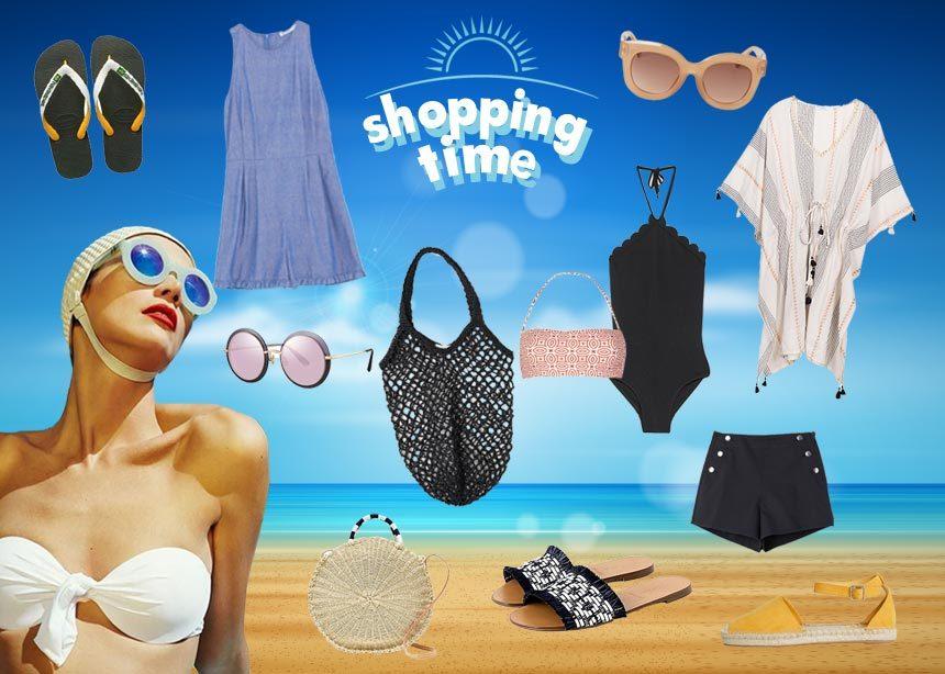 Τα ωραιότερα beachwear και αξεσουάρ για την παραλία που μπορείς να αγοράσεις τώρα! | tlife.gr