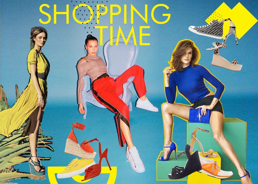 Πλατφόρμες, πέδιλα, sneakers: Τα πιο ενημερωμένα και stylish σχέδια που θα βρεις στην αγορά | tlife.gr