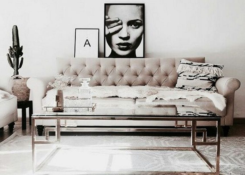 Low budget elegance: Πώς να διακοσμήσεις ένα πολυτελές σαλόνι με ελάχιστο κόστος | tlife.gr