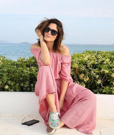Μαίρη Συνατσάκη: Ποζάρει με μικροσκοπικό μπικίνι! | tlife.gr