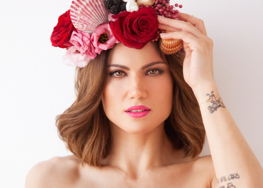 Μαίρη Συνατσάκη: Μου φαίνεται τόσο δύσκολο το «για πάντα μαζί» | tlife.gr