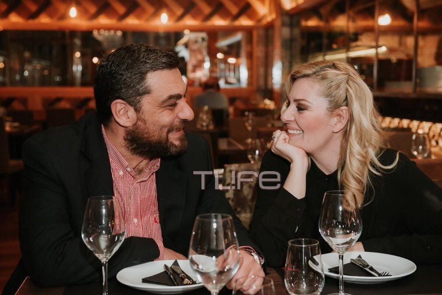 Ελισάβετ Μουτάφη – Μάνος Νιφλής: Γάμος στην Σαντορίνη! | tlife.gr