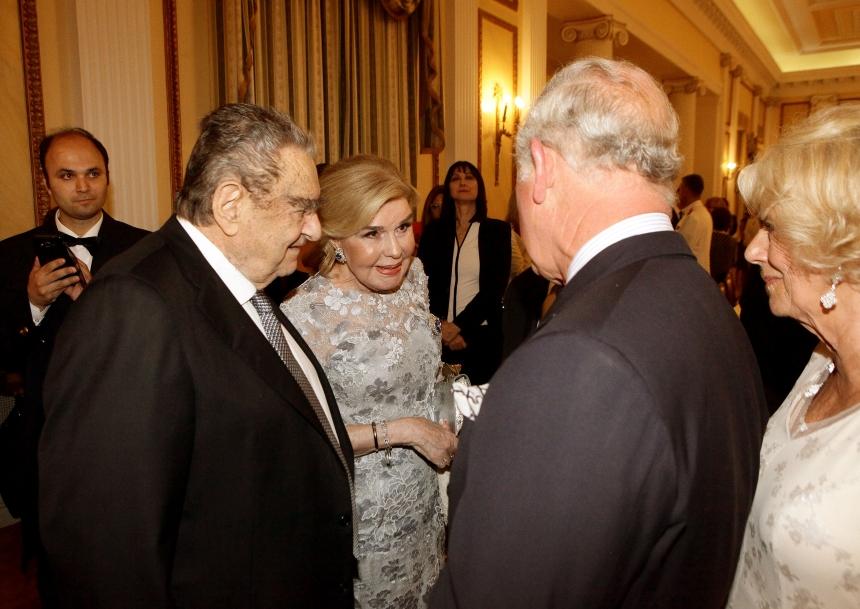 Μαριάννα Βαρδινογιάννη: Η συνάντηση με τον Κάρολο και την Καμίλα και η ξενάγηση που ετοιμάζει στην Κνωσό   tlife.gr