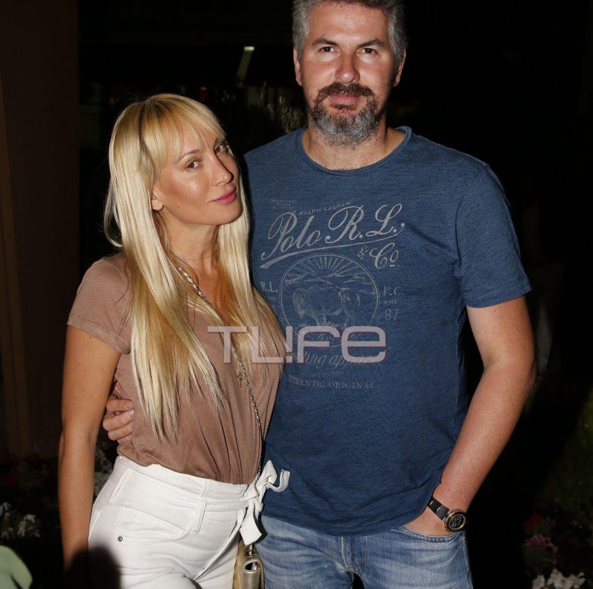 Μαρία Ματσούκα: Σπάνια εμφάνιση με τον σύζυγό της! [pics]   tlife.gr