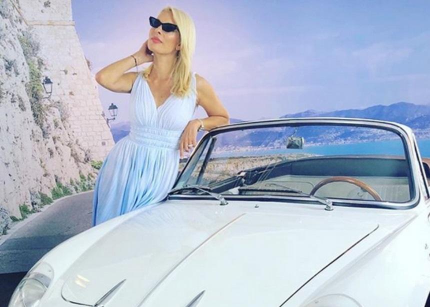 Ελένη Μενεγάκη: Το μαγευτικό ταξίδι στις Κάννες και οι grande εμφανίσεις! [pics]
