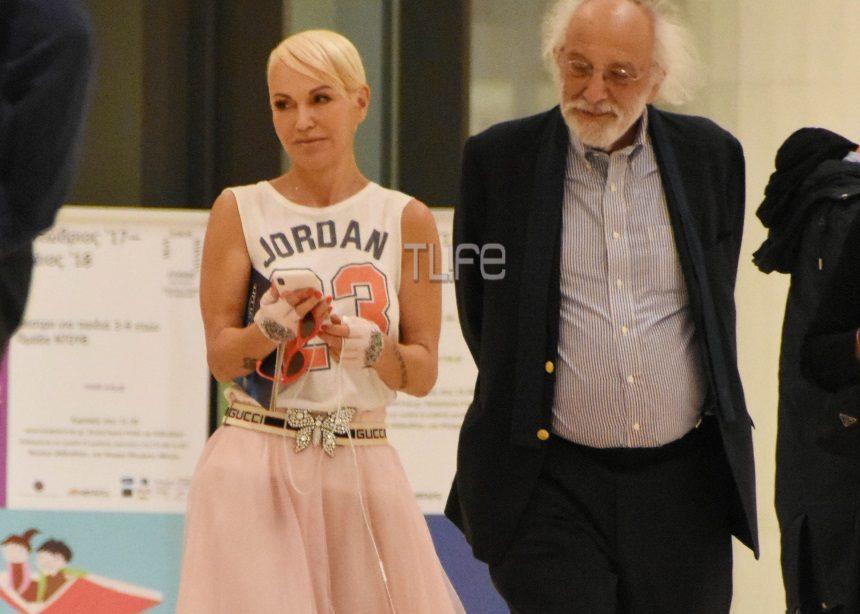 Αλέξανδρος Λυκουρέζος – Νατάσα Καλογρίδη: Νέα βραδινή έξοδος για το ζευγάρι [pics] | tlife.gr
