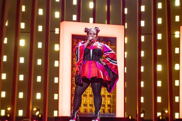 Eurovision 2018: Τεχνικό πρόβλημα στην πρόβα της Netta, του μεγάλου φαβορί του Διαγωνισμού! Video   tlife.gr