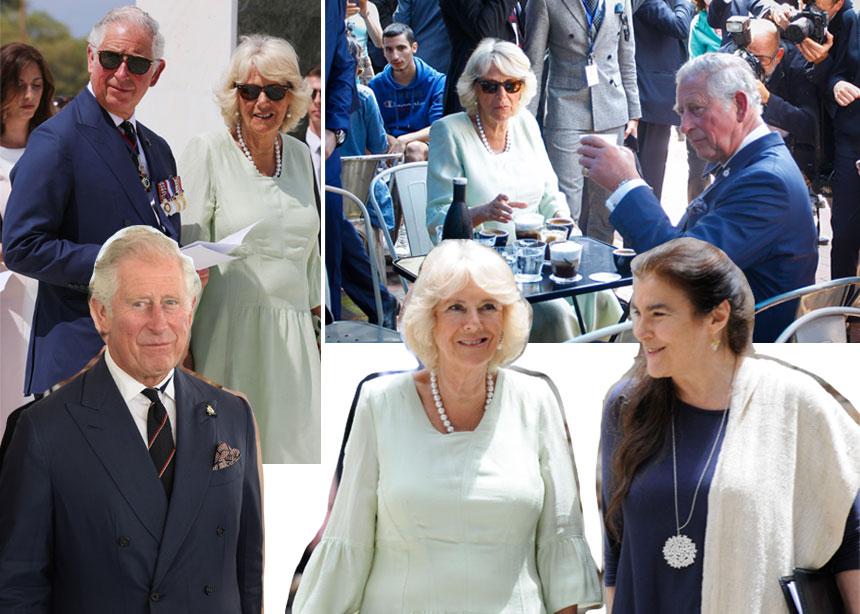 Πρίγκιπας Κάρολος – Καμίλα: Όλα όσα έγιναν την δεύτερη μέρα της επίσκεψής τους και το σημερινό τους πρόγραμμα στην Κρήτη! [pics,vids]   tlife.gr
