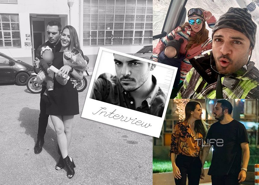 O Κώστας Δόξας στο TLIFE: Η σχέση του με τη γυναίκα του, τα ναρκωτικά, και το νέο του τραγούδι! VIDEO | tlife.gr