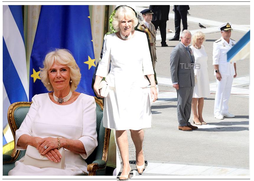 Πρίγκιπας Κάρολος – Καμίλα: Όλα όσα έγιναν την πρώτη μέρα της επίσκεψής τους στην Αθήνα! [pics,vids] | tlife.gr