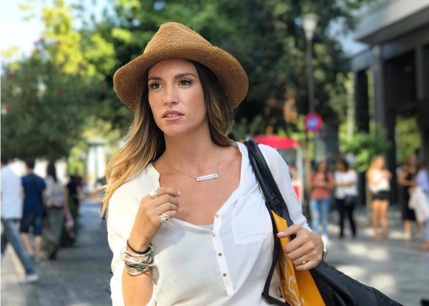 Αθηνά Οικονομάκου: Το καλοκαίρι της ξεκίνησε από τη Μύκονο! | tlife.gr