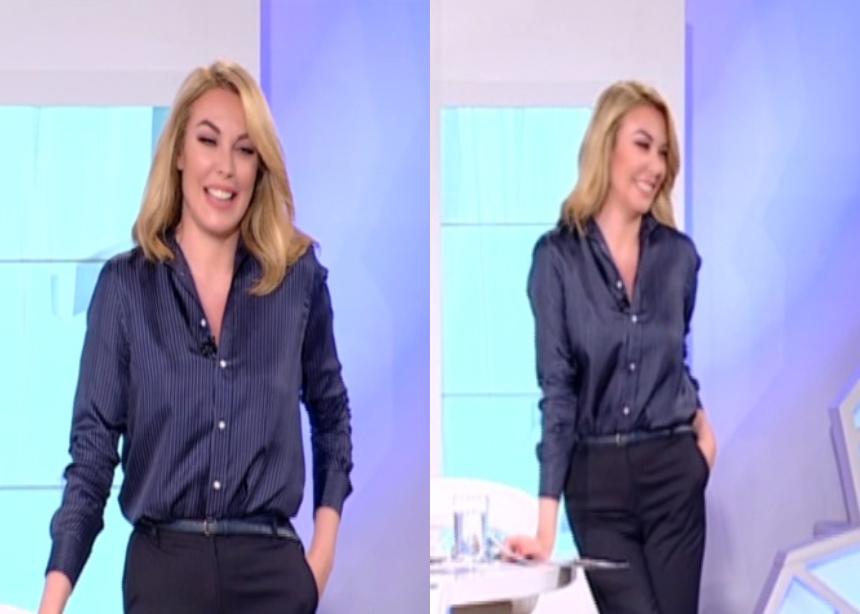 Το look της Τατιάνας (15/05) | tlife.gr