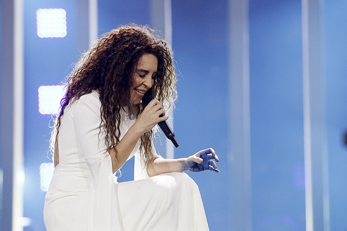 Eurovision: Η απάντηση της Γιάννας Tερζή για τα στοιχήματα που την δίνουν στην 14η θέση! | tlife.gr