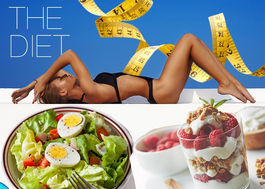 Επίπεδη κοιλιά: Η δίαιτα που θα εξαφανίσει το λίπος και θα σε βοηθήσει να χάσεις 4 κιλά