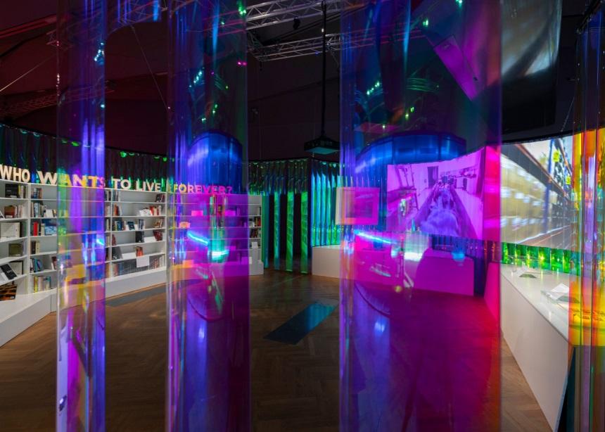 Το μουσείο V&A εγκαινίασε την πρώτη έκθεση στην ιστορία του με θέμα το μέλλον!