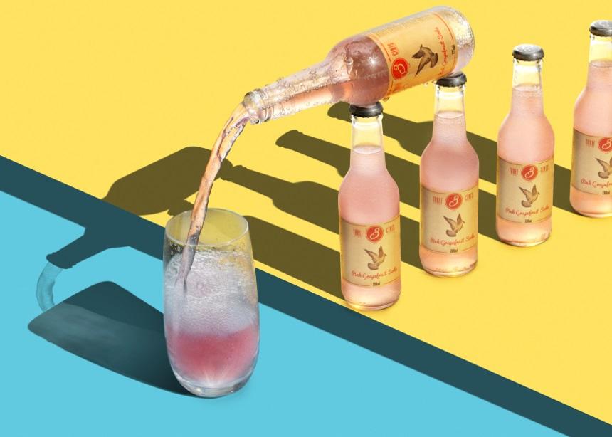 Τα πρώτα artisanal αναψυκτικά στην Ελλάδα θα αλλάξουν τον τρόπο που πίνεις το ποτό σου και όχι μόνο!