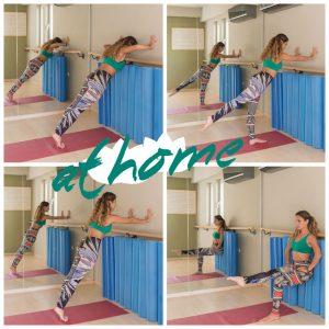 Εύκολες ασκήσεις στον τοίχο για σούπερ γράμμωση και σύσφιξη