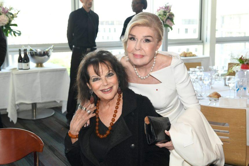 Μαριάννα Βαρδινογιάννη: Στο Παρίσι για την εκδήλωση της Unesco προς τιμήν του πρώην γενικού διευθυντή της! | tlife.gr