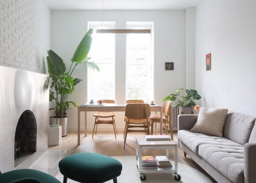 West Chelsea Apartment: Εκεί που η σύγχρονη αισθητική συναντά το compact living! | tlife.gr