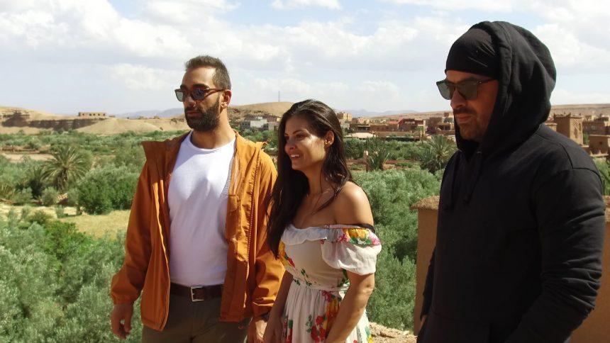 Celebrity Travel: Η περιπέτεια με την Μαρία Κορινθίου και του Γιάννη Αϊβάζη στο Μαρόκο συνεχίζεται | tlife.gr