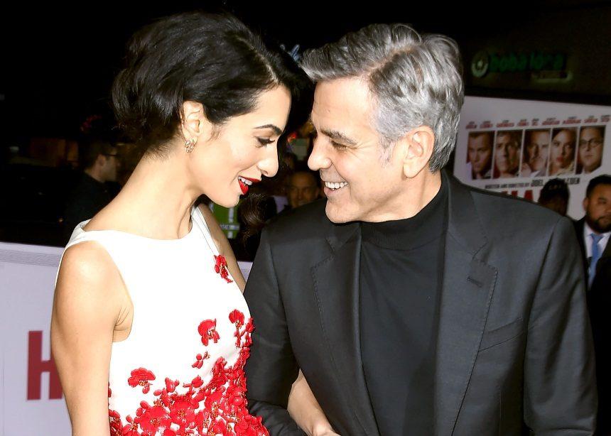 Amal Alamuddin: «Ο George Clooney είναι ένας εξαιρετικός σύζυγος και πατέρας και ο έρωτας της ζωής μου» | tlife.gr
