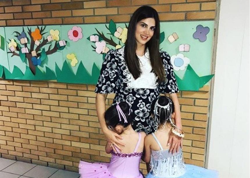Σταματίνα Τσιμτσιλή: Η εντυπωσιακή τούρτα για τα γενέθλια της κόρης της! [pic] | tlife.gr