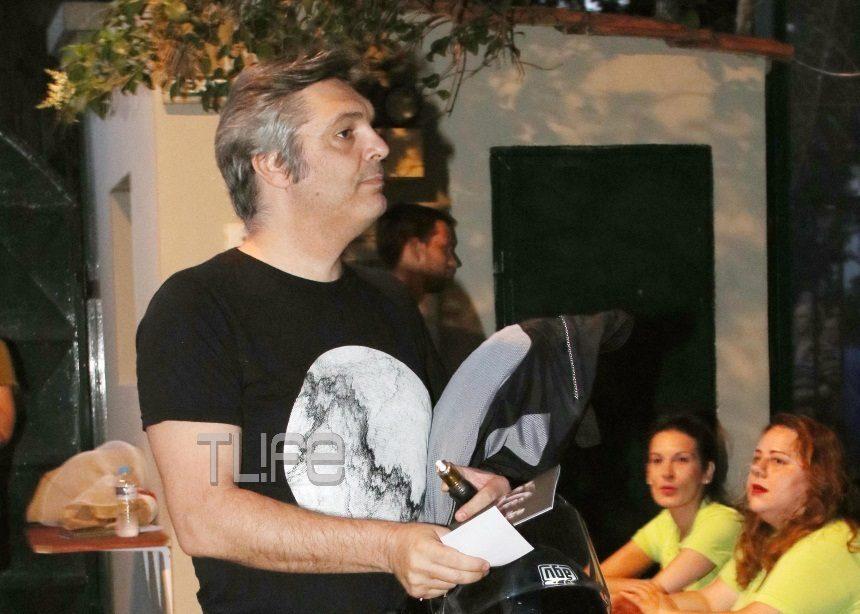 Άλκις Κούρκουλος: Βραδινή έξοδος χωρίς την Ευγενία Δημητροπούλου, μετά τις φήμες χωρισμού! [pics] | tlife.gr