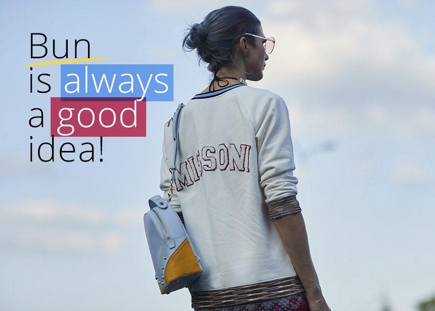 Το σινιόν είναι πάντα μια καλή ιδέα! Πώς θα το κάνεις να μείνει όλη μέρα στη θέση του!   tlife.gr