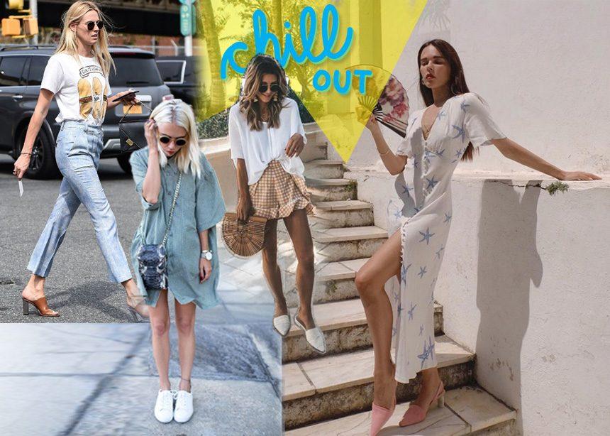 """""""Τι να φορέσω τις ζεστές μέρες;"""": 20+1 street styles για να πάρεις ιδέες φέτος το καλοκαίρι   tlife.gr"""