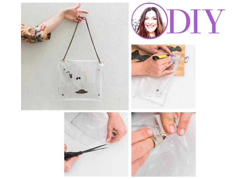 DIY: Οι plastic bags είναι τάση κι εμείς σου δείχνουμε πως να φτιάξεις μια μόνη σου   tlife.gr