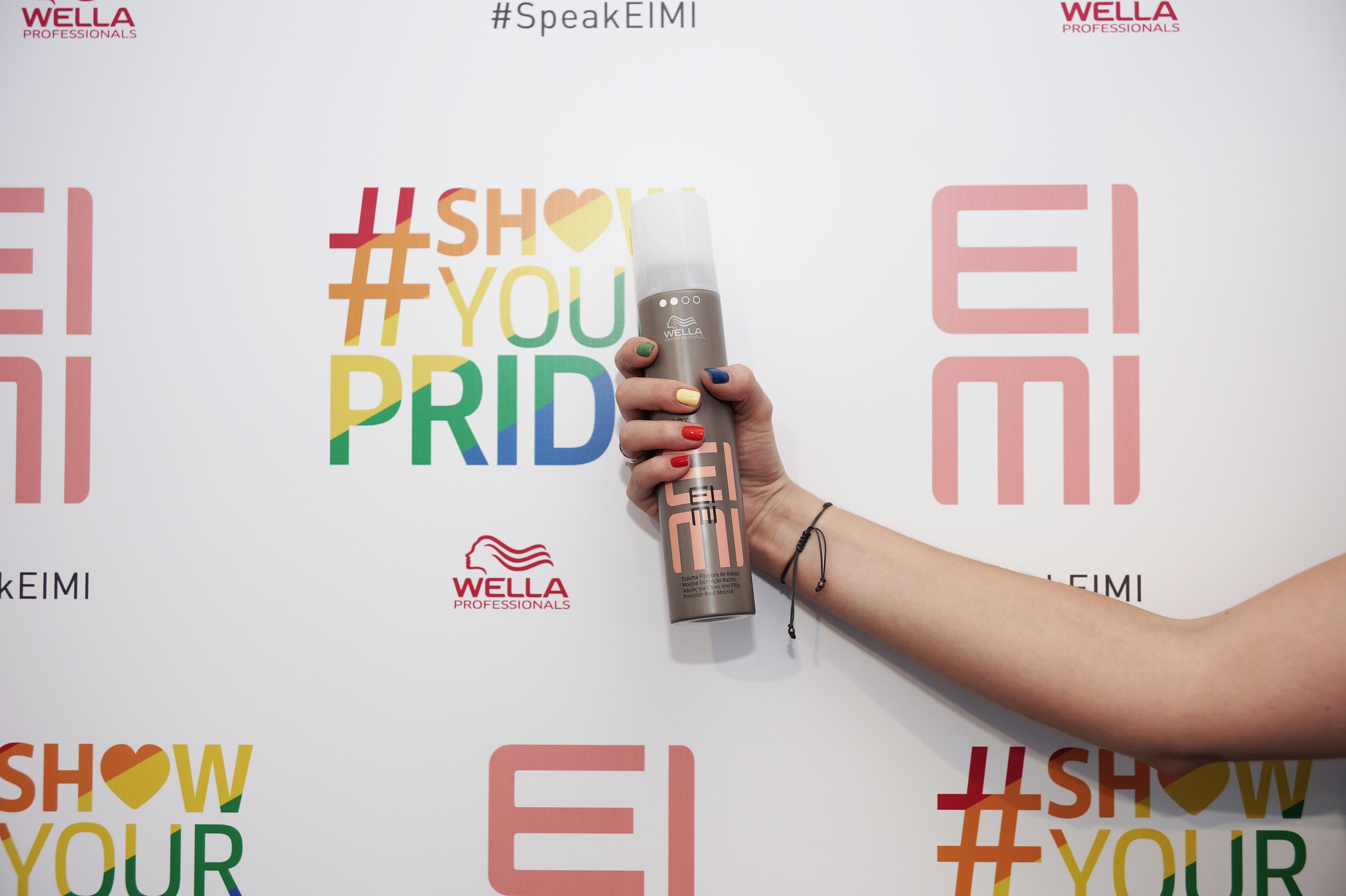 H EIMI της Wella γιόρτασε την διαφορετικότητα στο Athens Pride!   tlife.gr
