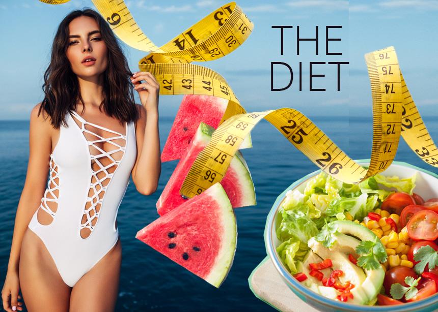 Δίαιτα: Χάσε έξι κιλά μέσα σε ένα μήνα (μόνο)