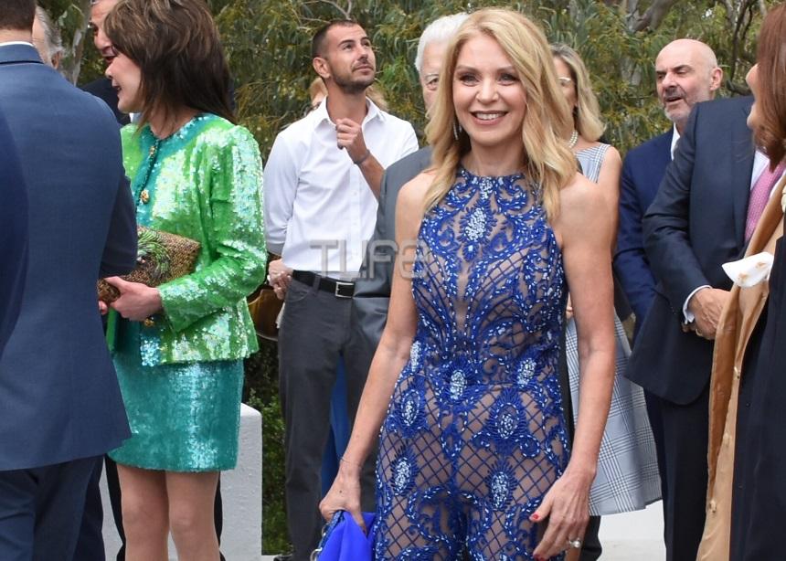 Νίκος Μουνδρέας: Συνόδευσε την Έλλη Στάη στο γάμο του γιου της [pics] | tlife.gr