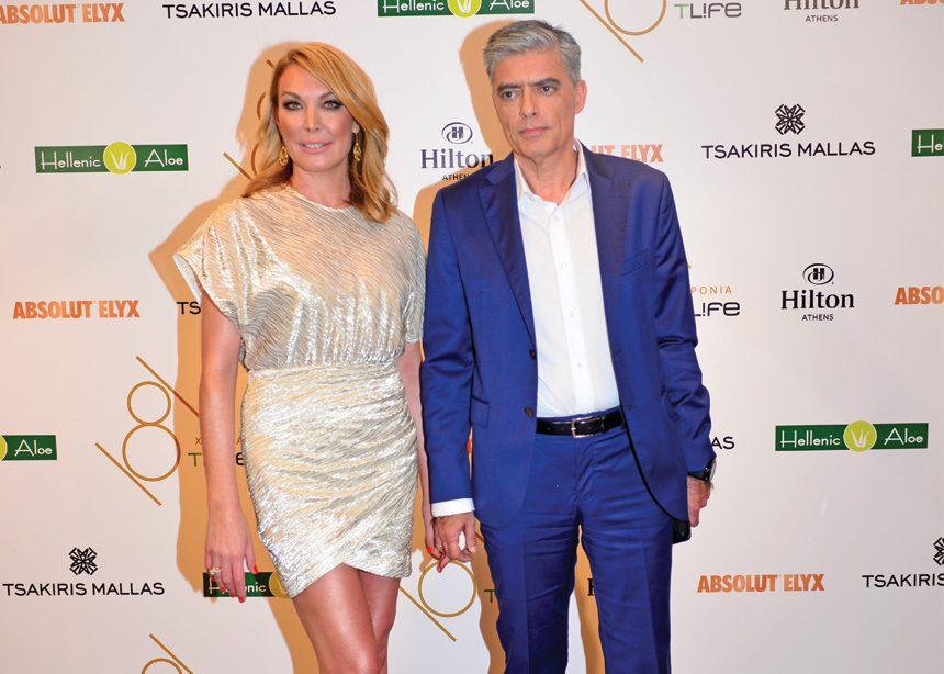 Όλες οι πληροφορίες για το εντυπωσιακό look της Τατιάνας στο πάρτι του Tlife   tlife.gr
