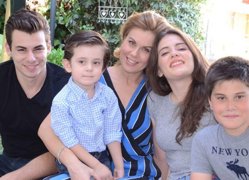 Ευγενία Μανωλίδου: Το πάρτι για τα γενέθλια των γιων της, που ένωσε όλη την οικογένεια! [pics] | tlife.gr