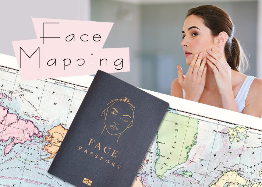 Face mapping: τι σημαίνει το σημείο που βγάζεις σπυράκια στο πρόσωπό σου;   tlife.gr