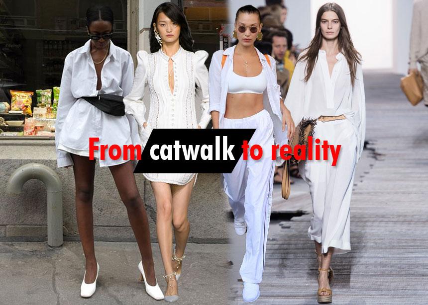 Λευκό: Ολόφρεσκοι τρόποι να φορέσεις αυτήν τη χρωματική τάση φέτος το καλοκαίρι | tlife.gr