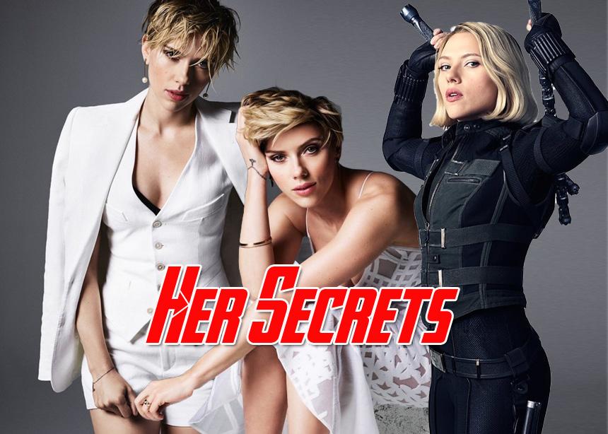 "Scarlett Johansson: Η γυμναστική και η vegan διατροφή που έκανε για την ταινία ""Avengers: Infinity War"""