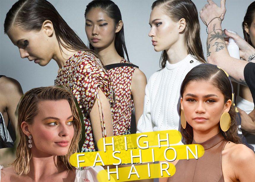 Wet look: το πιο high fashion χτένισμα του καλοκαιριού και μυστικά για να το πετύχεις! | tlife.gr