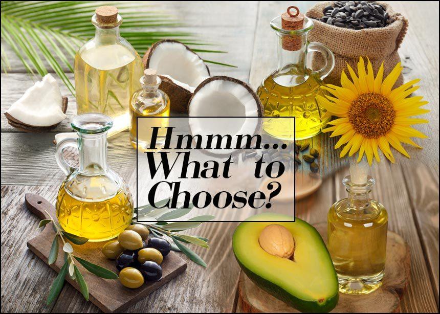 Λάδι καρύδας, ελιάς, αβοκάντο, ηλιέλαιο: Πόσες θερμίδες έχουν; Ποια τα διατροφικά τους στοιχεία; | tlife.gr