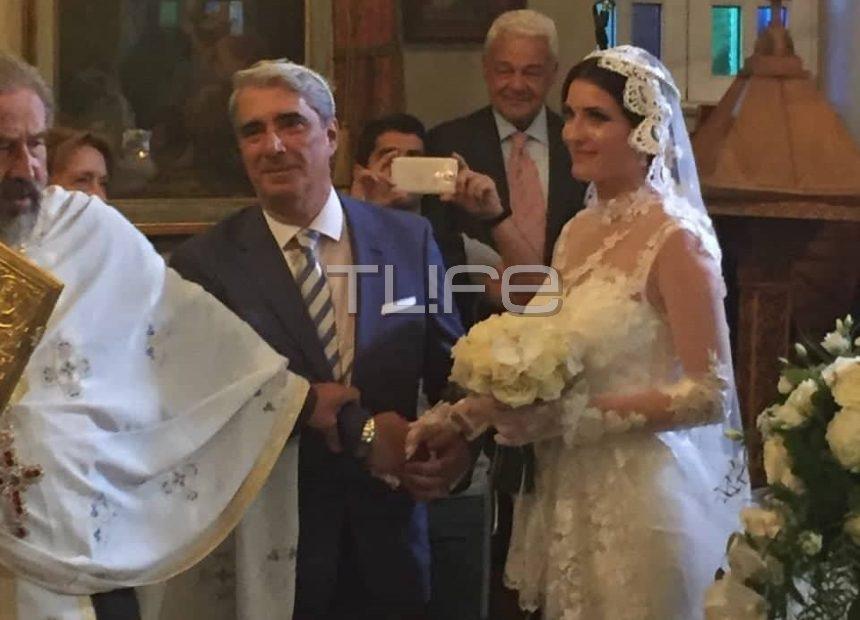 Παντρεύτηκε ο Σίμος Κεδίκογλου – Αποκλειστικές φωτογραφίες | tlife.gr