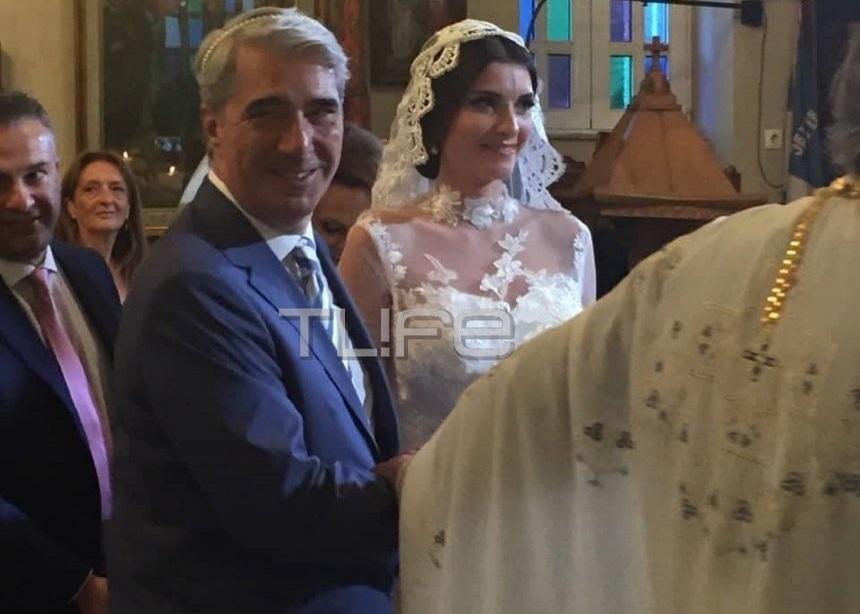 Σίμος Κεδίκογλου: Το πρώτο μήνυμα μετά το γάμο του   tlife.gr
