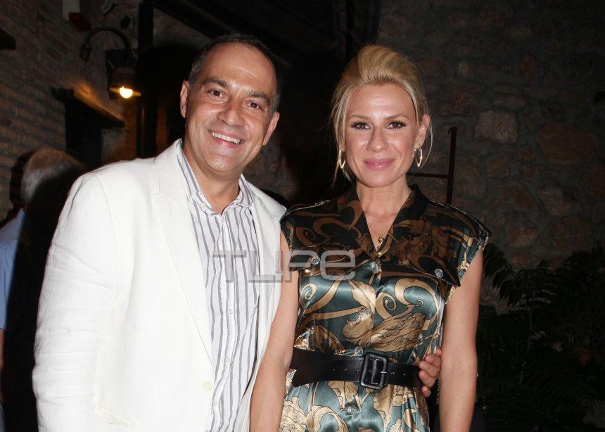 Κατερίνα Καραβάτου – Κρατερός Κατσούλης: Ερωτευμένοι στο θέατρο! [pics] | tlife.gr