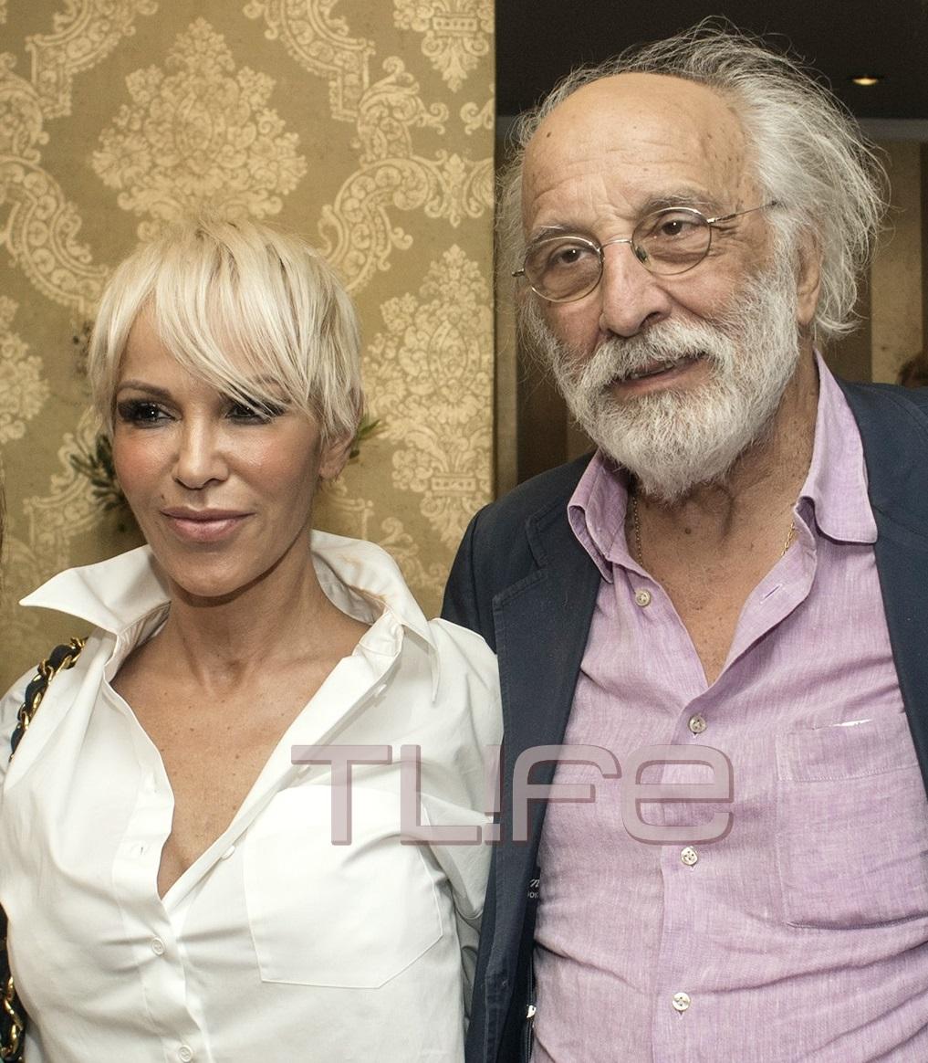 Νατάσα Καλογρίδη – Αλέξανδρος Λυκουρέζος: Νέα κοινή εμφάνιση παρέα με την Μαρία Ελένη Λυκουρέζου! [pics]