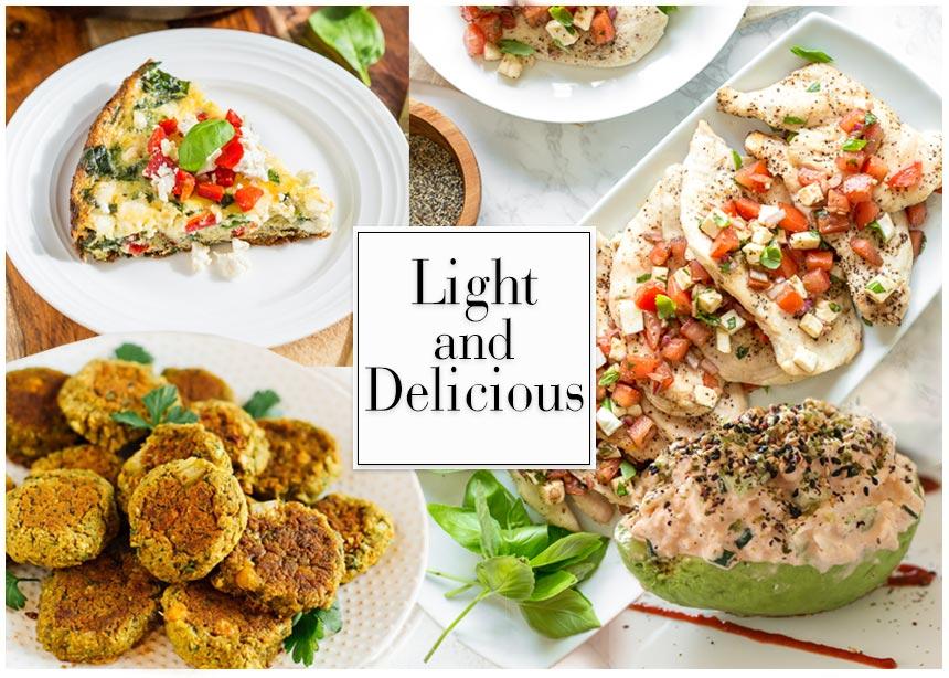 Συνταγές για δίαιτα: Light βραδινά πιάτα με λιγότερο από 250 θερμίδες | tlife.gr