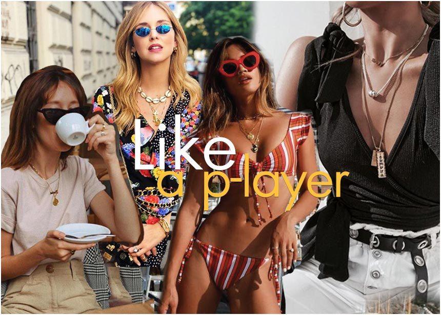 "To layering στα κολιέ είναι τάση! Συμβουλές για να το ""πετύχεις"" με τον πιο stylish τρόπο | tlife.gr"