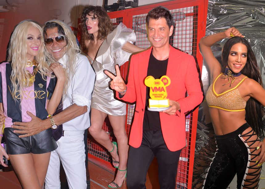 Mad Video Music Awards 2018: Όλα όσα δεν είδες και έγιναν στα παρασκήνια του show! Φωτογραφίες και βίντεο   tlife.gr