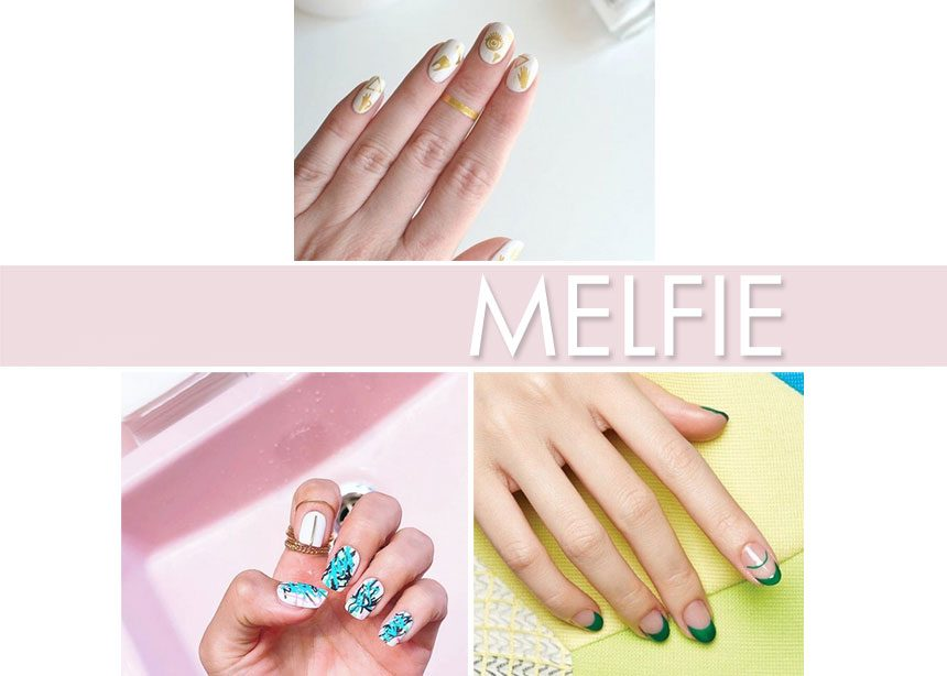 #Melfie: 7 cool καλοκαιρινά μανικιούρ που γράφουν τέλεια στο instagram! | tlife.gr